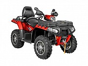 Чехол для ATV Polaris Touring Лес